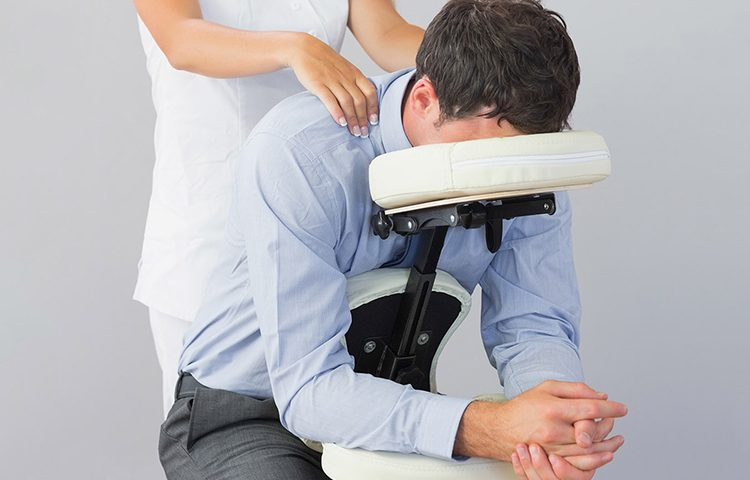 Montreal Corporate Chair Massage