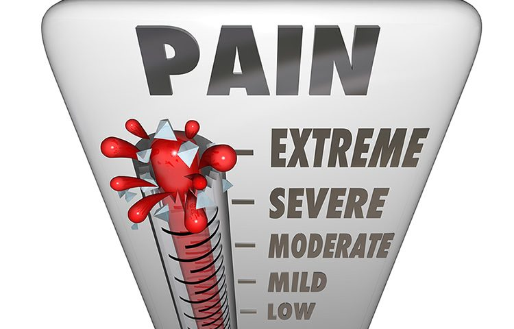 Levels of Body Pain