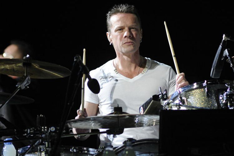 Injuries of a Musician - Larry Mullen of U2