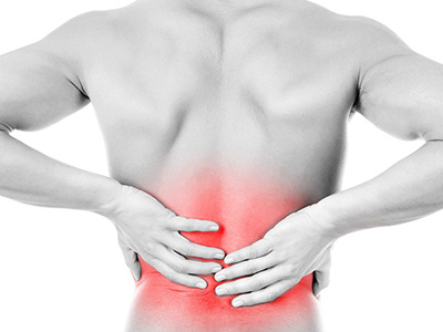 See an Osteopath for back pain